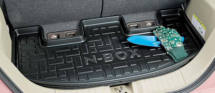 N-BOX_ラゲッジトレイ