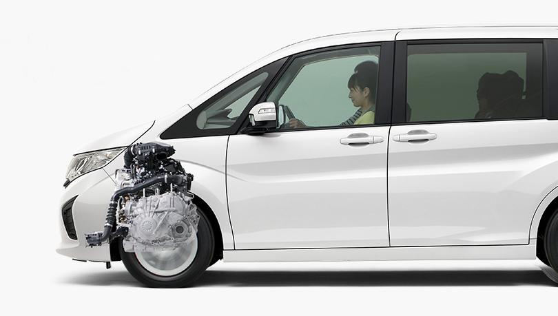 ステップワゴン価格_エンジン