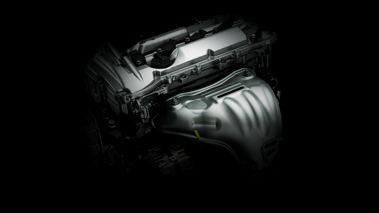 ヴェルファイア_2.5Lエンジン