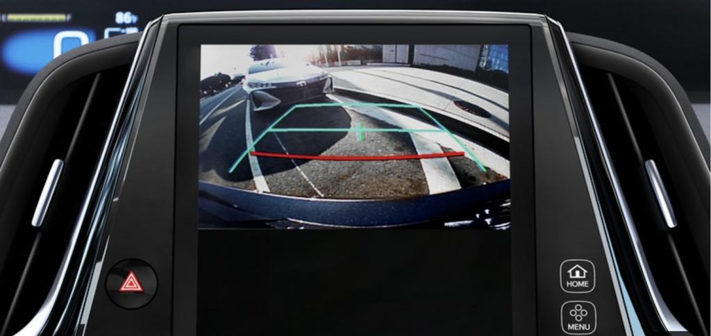 新型プリウス_後方視界