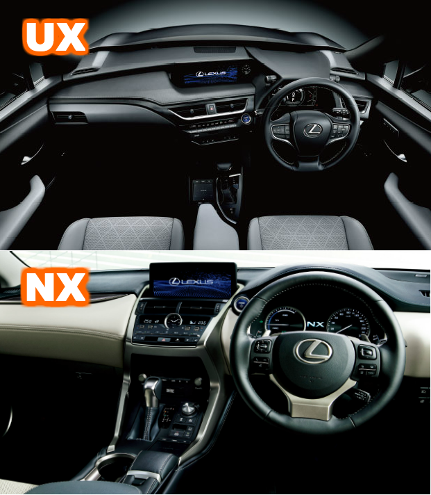 UXNX_インテリア比較