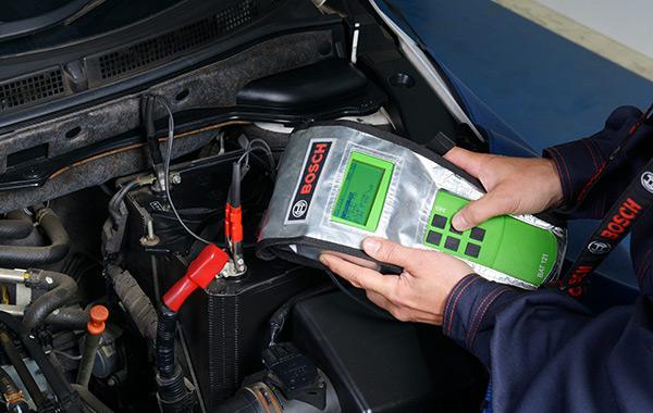 バッテリー_電圧チェック