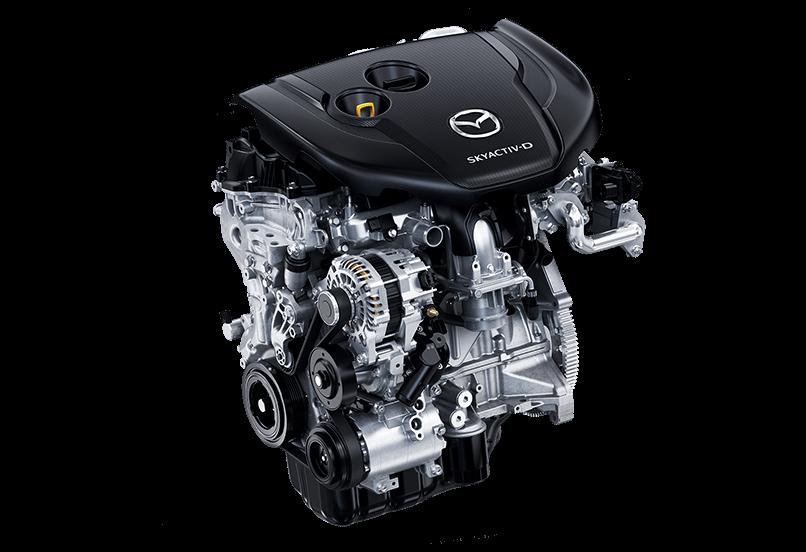 cx-8_ディーゼルエンジン