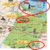 射水市の観光マップ